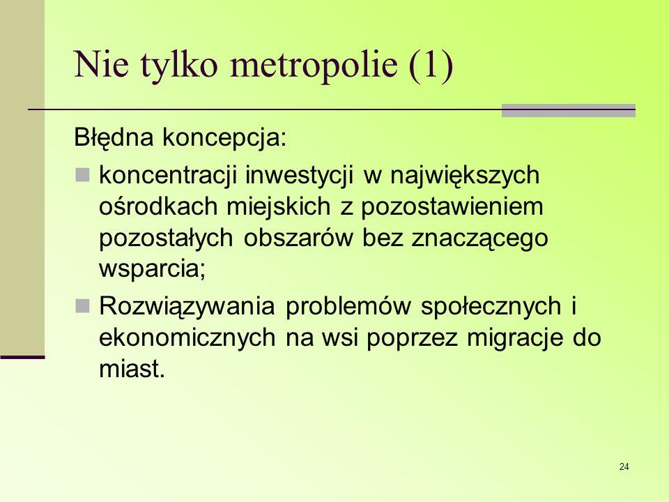 Nie tylko metropolie (1)