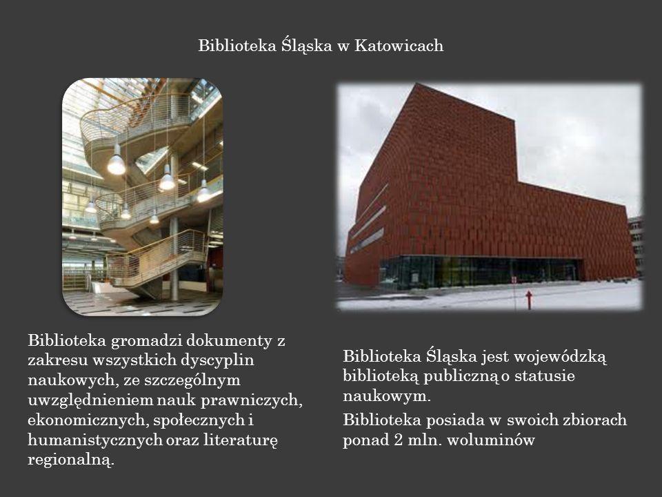 Biblioteka Śląska w Katowicach
