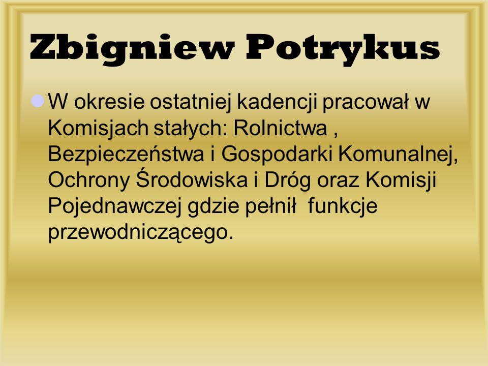 Zbigniew Potrykus