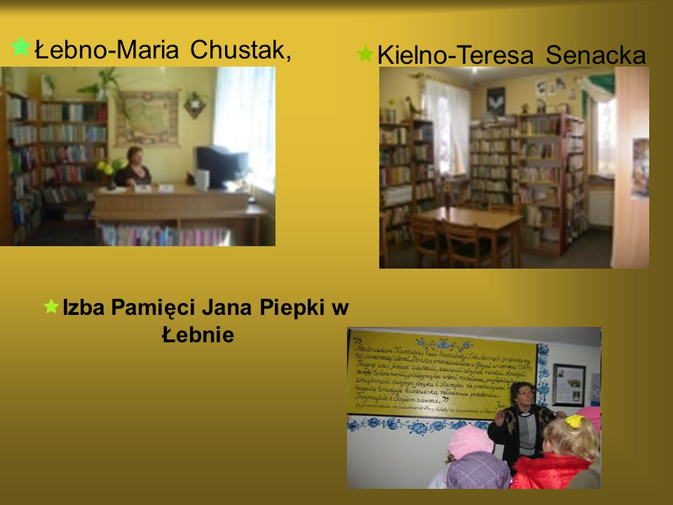 Izba Pamięci Jana Piepki w
