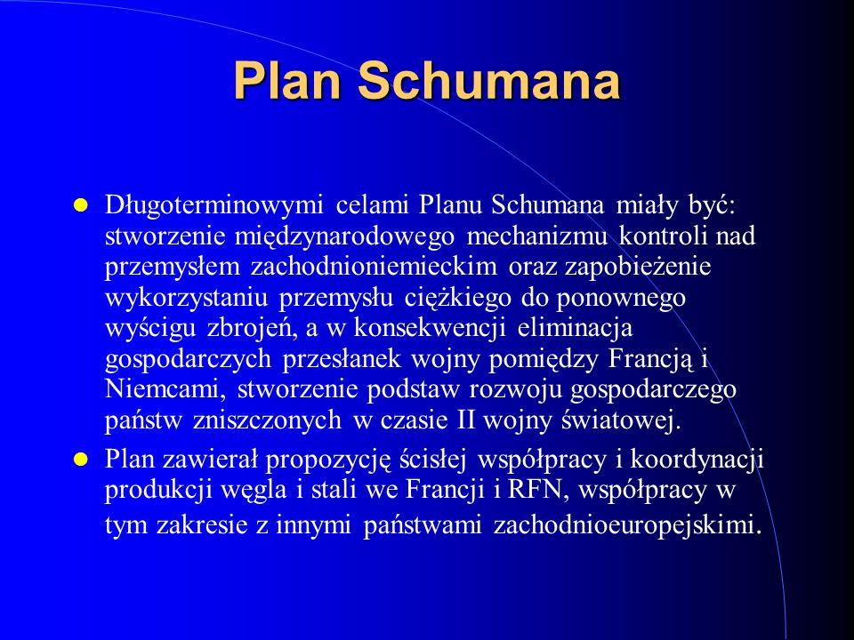 Plan Schumana