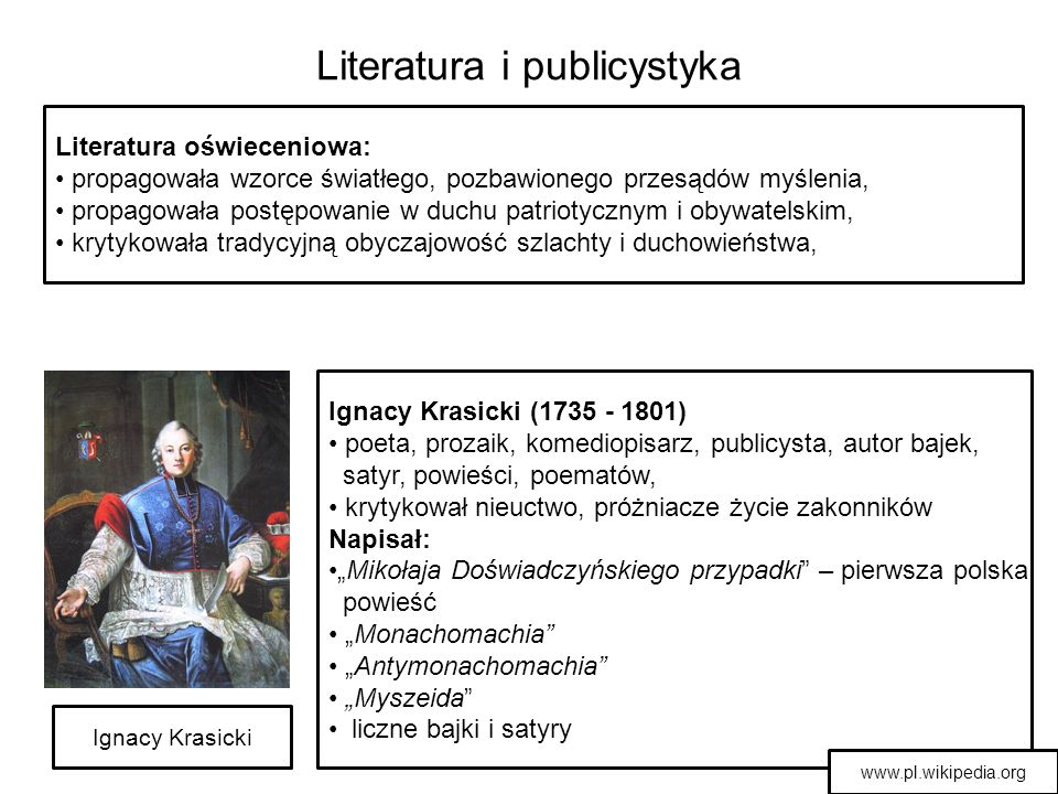 Literatura i publicystyka
