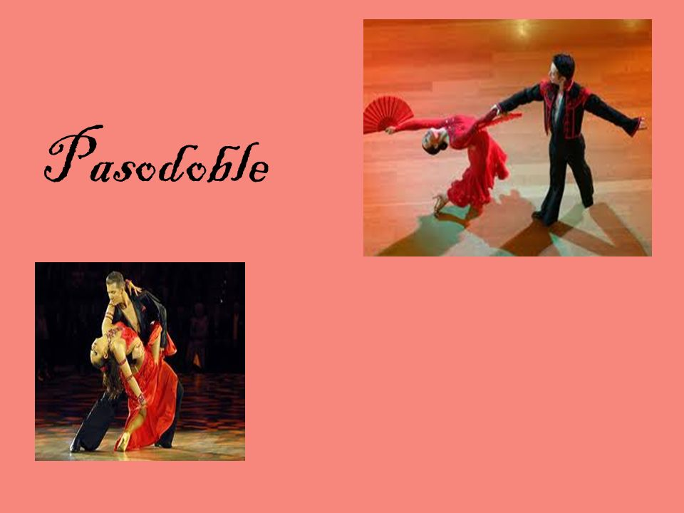 Pasodoble