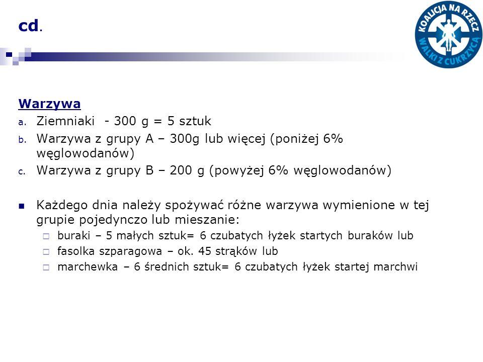 cd. Warzywa Ziemniaki - 300 g = 5 sztuk