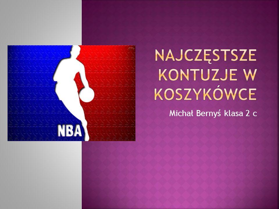 Najczęstsze kontuzje w Koszykówce