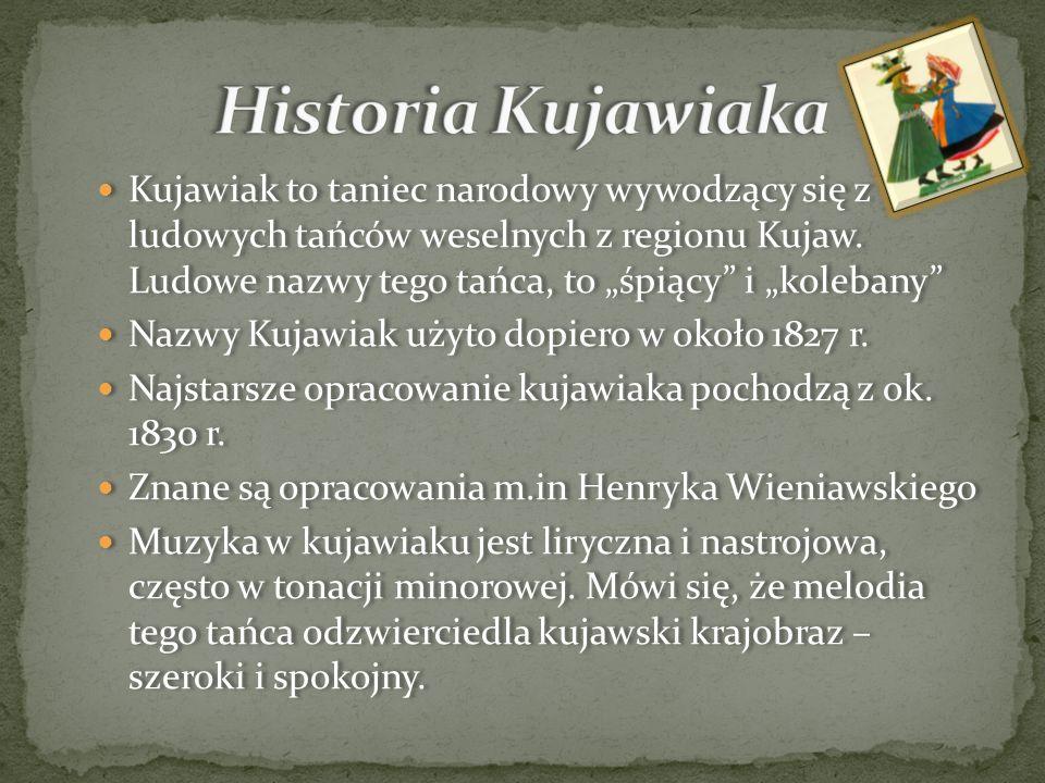 Historia Kujawiaka