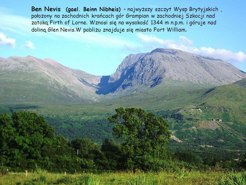 Ben Nevis (gael.