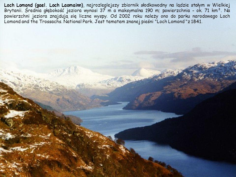 Loch Lomond (gael.