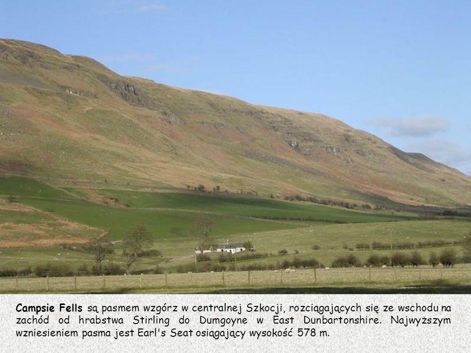 Campsie Fells są pasmem wzgórz w centralnej Szkocji, rozciągających się ze wschodu na zachód od hrabstwa Stirling do Dumgoyne w East Dunbartonshire.