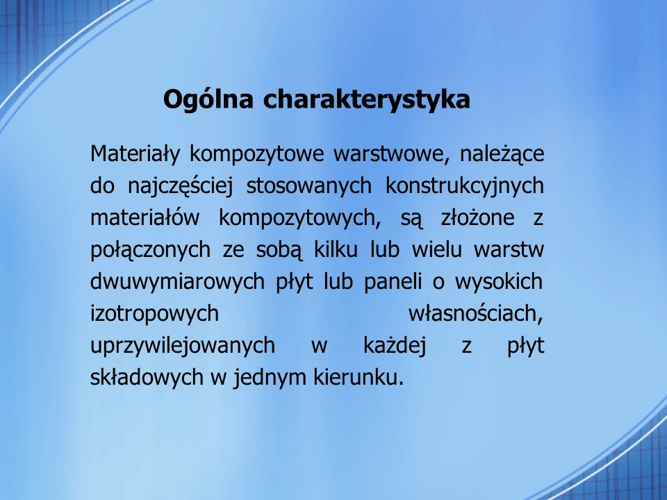 Ogólna charakterystyka