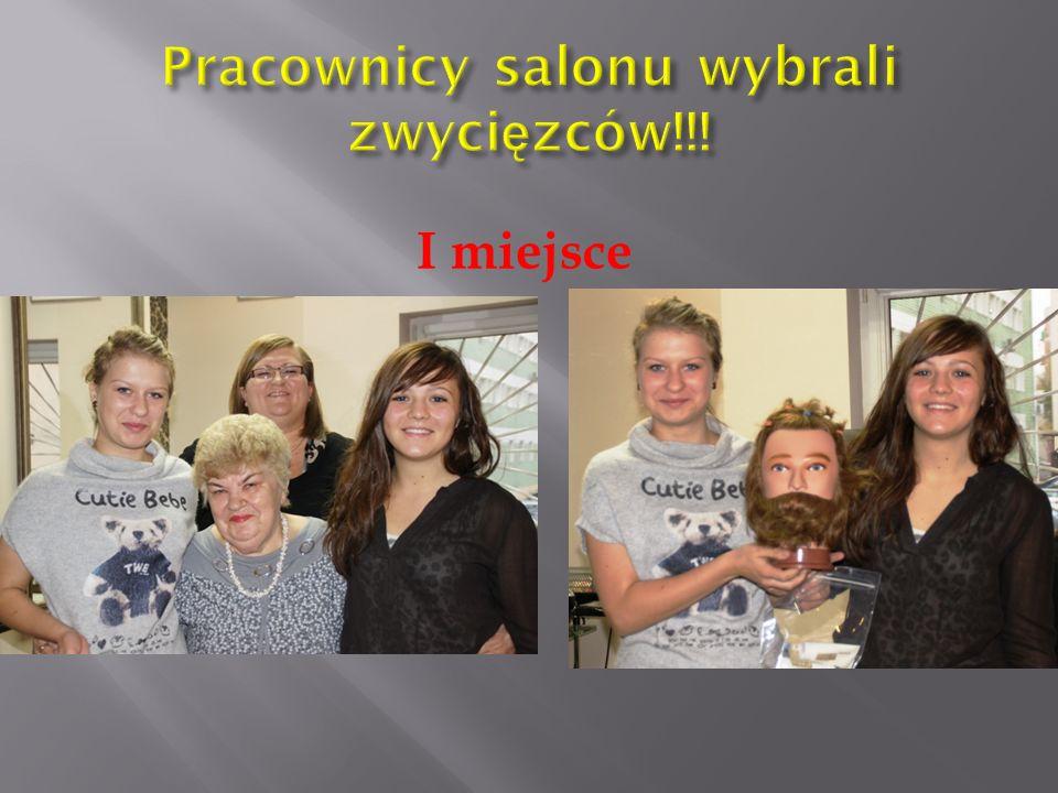 Pracownicy salonu wybrali zwycięzców!!!