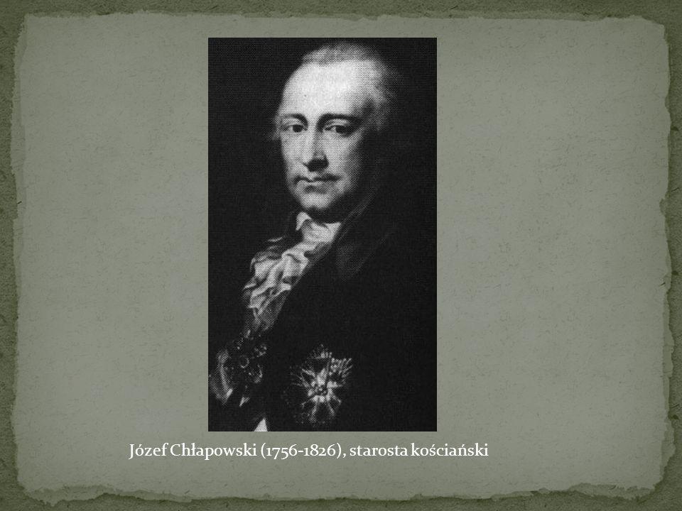 Józef Chłapowski (1756-1826), starosta kościański