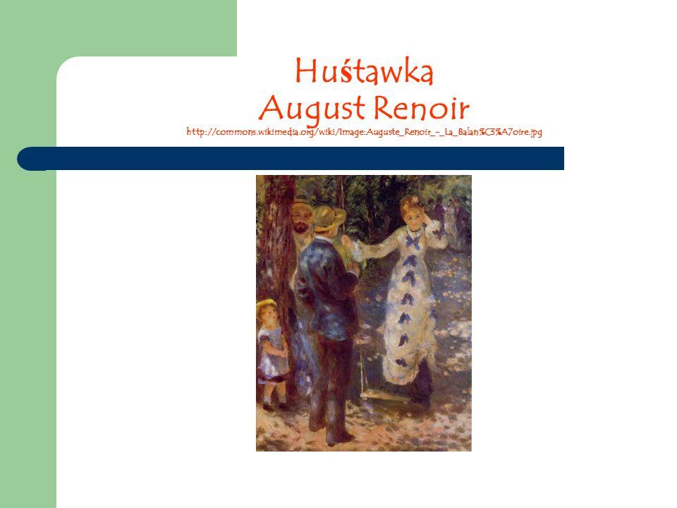 Huśtawka August Renoir http://commons. wikimedia
