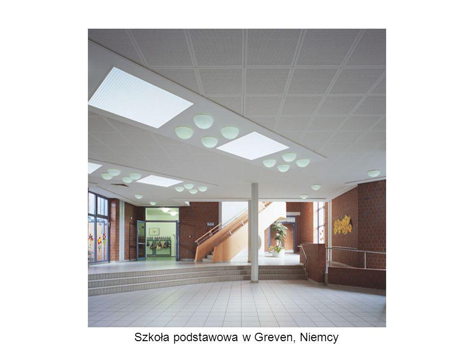 Szkoła podstawowa w Greven, Niemcy
