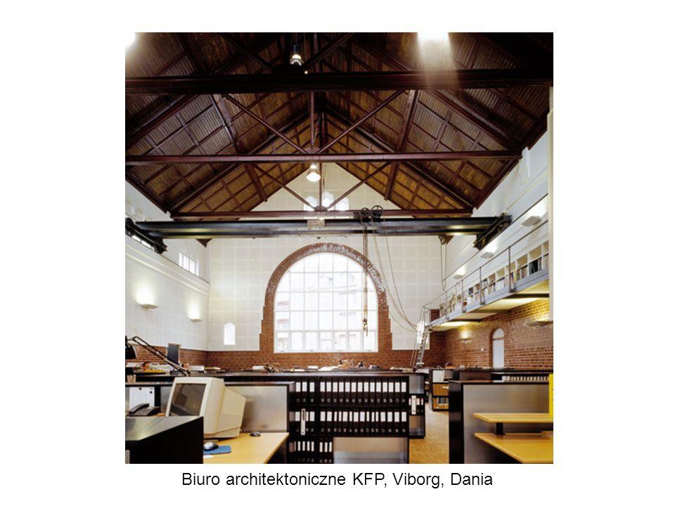 Biuro architektoniczne KFP, Viborg, Dania