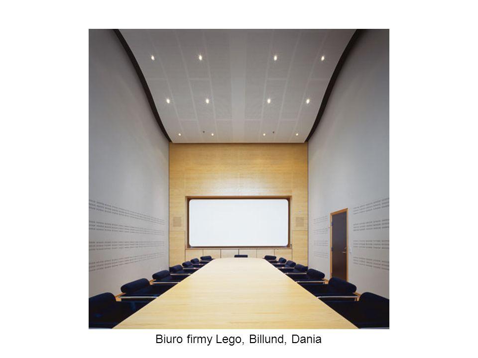 Biuro firmy Lego, Billund, Dania