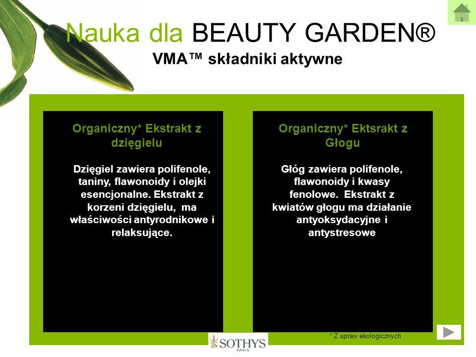 Organiczny* Ekstrakt z dzięgielu Organiczny* Ektsrakt z Głogu