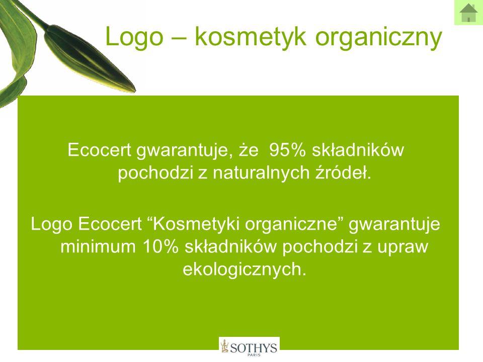 Logo – kosmetyk organiczny