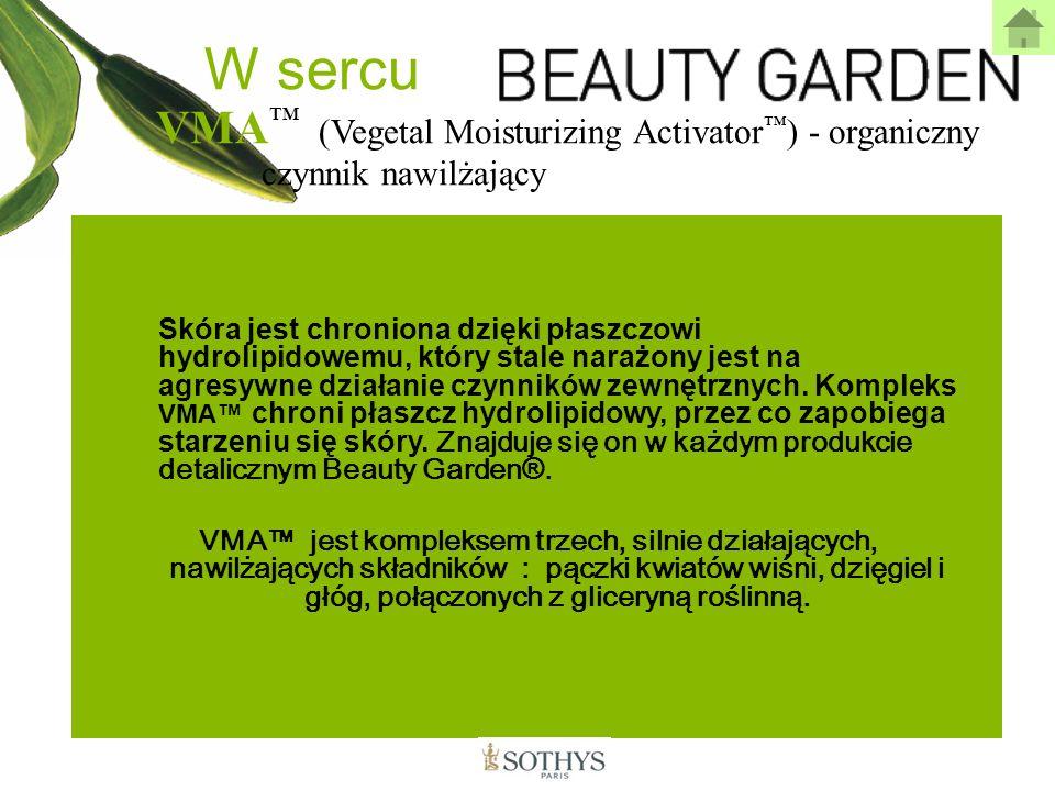 W sercu. ®. The VMA™ (Vegetal Moisturizing Activator™) - organiczny