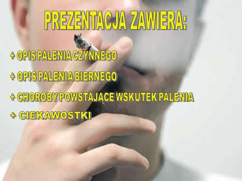 + OPIS PALENIA CZYNNEGO