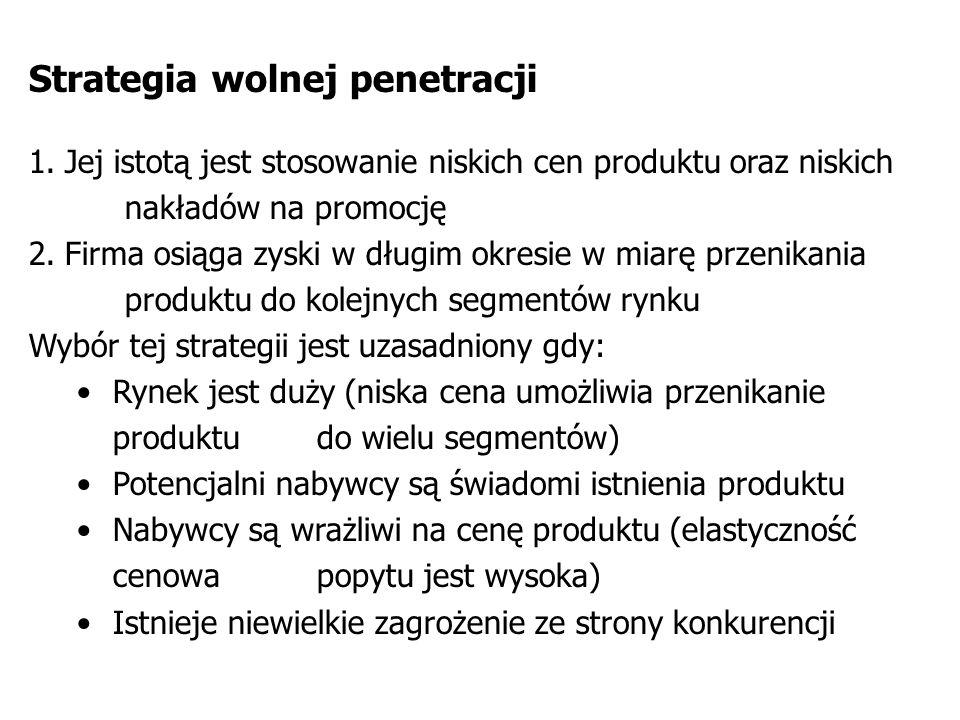 Strategia wolnej penetracji