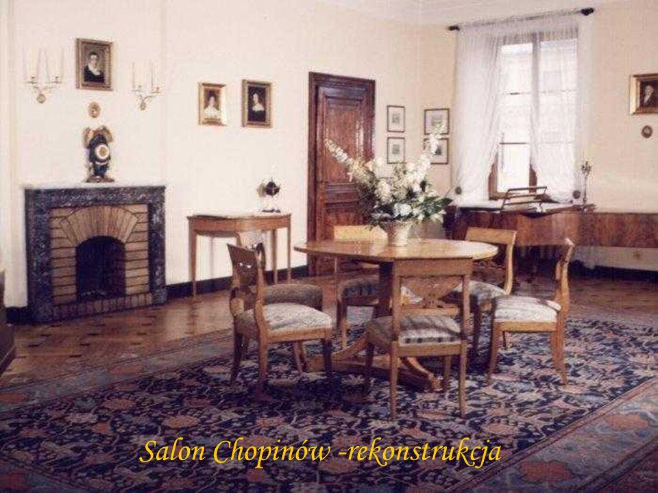 Salon Chopinów -rekonstrukcja