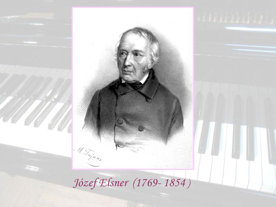 """On to napisał po adresem młodego studenta Chopina : """" szczególna zdolność geniusz muzyczny ."""