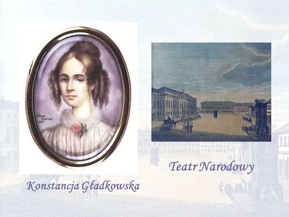 Teatr Narodowy Konstancja Gładkowska