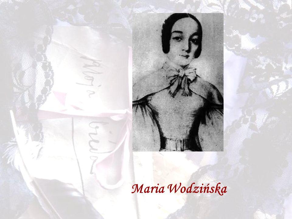 Trzej bracia Wodzińscy mieszkali w pensjonacie u Chopinów. W 1835 r