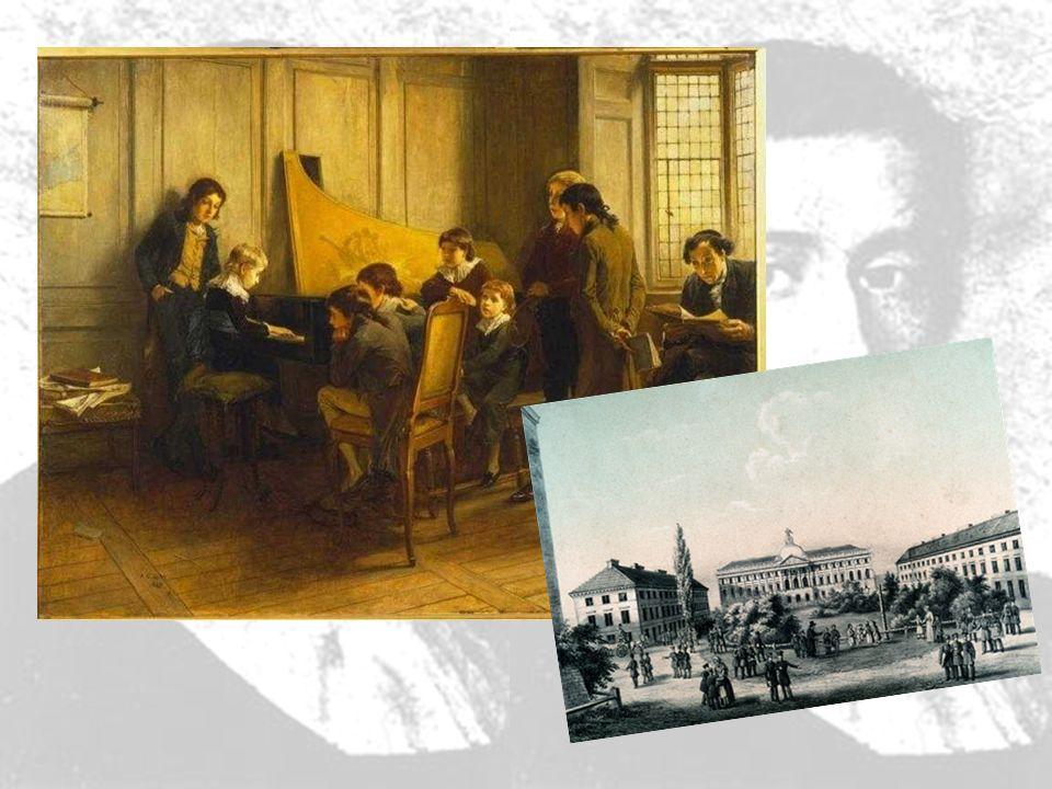 Chopinowie prowadzili pensjonat dla uczniów z prowincji , co dawało rodzinie dodatkowe dochody .