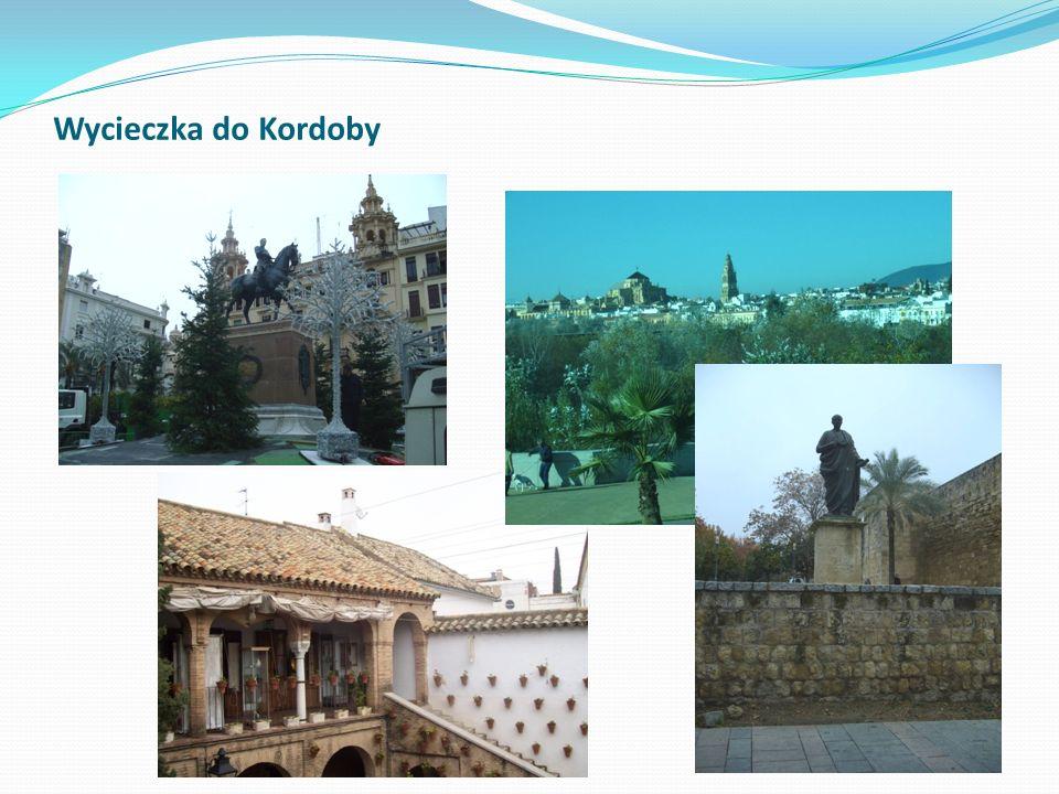 Wycieczka do Kordoby