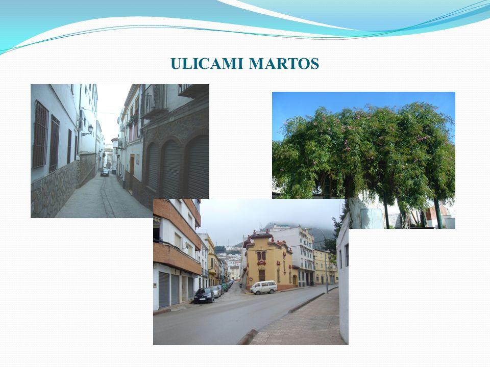 ULICAMI MARTOS