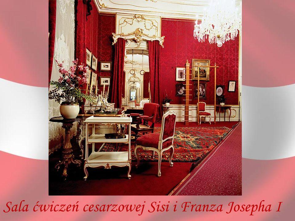 Sala ćwiczeń cesarzowej Sisi i Franza Josepha I