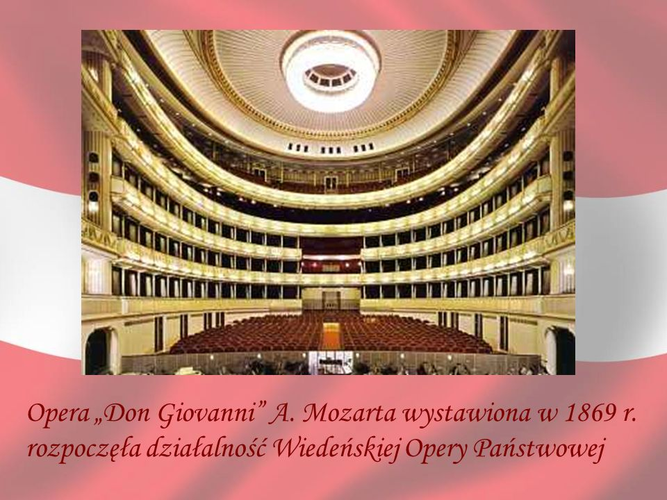 "Opera ""Don Giovanni A. Mozarta wystawiona w 1869 r"