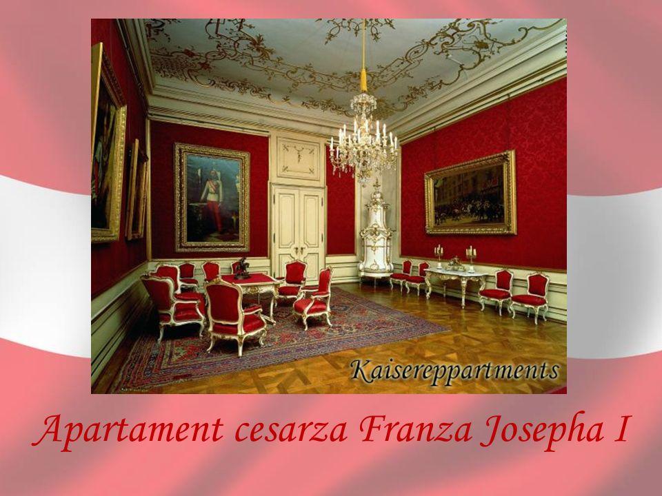 Apartament cesarza Franza Josepha I
