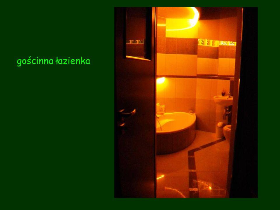 gościnna łazienka