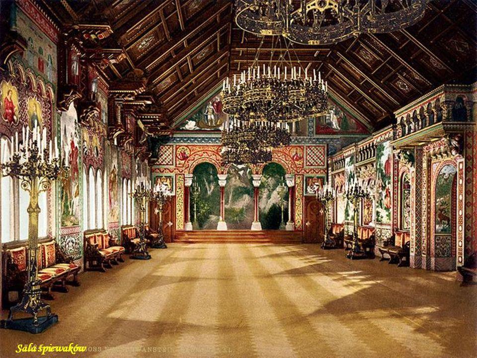 Neuschwanstein singer s hall