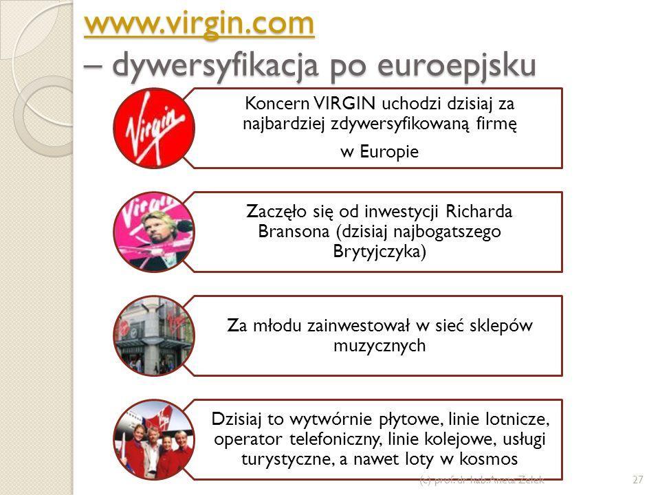 www.virgin.com – dywersyfikacja po euroepjsku