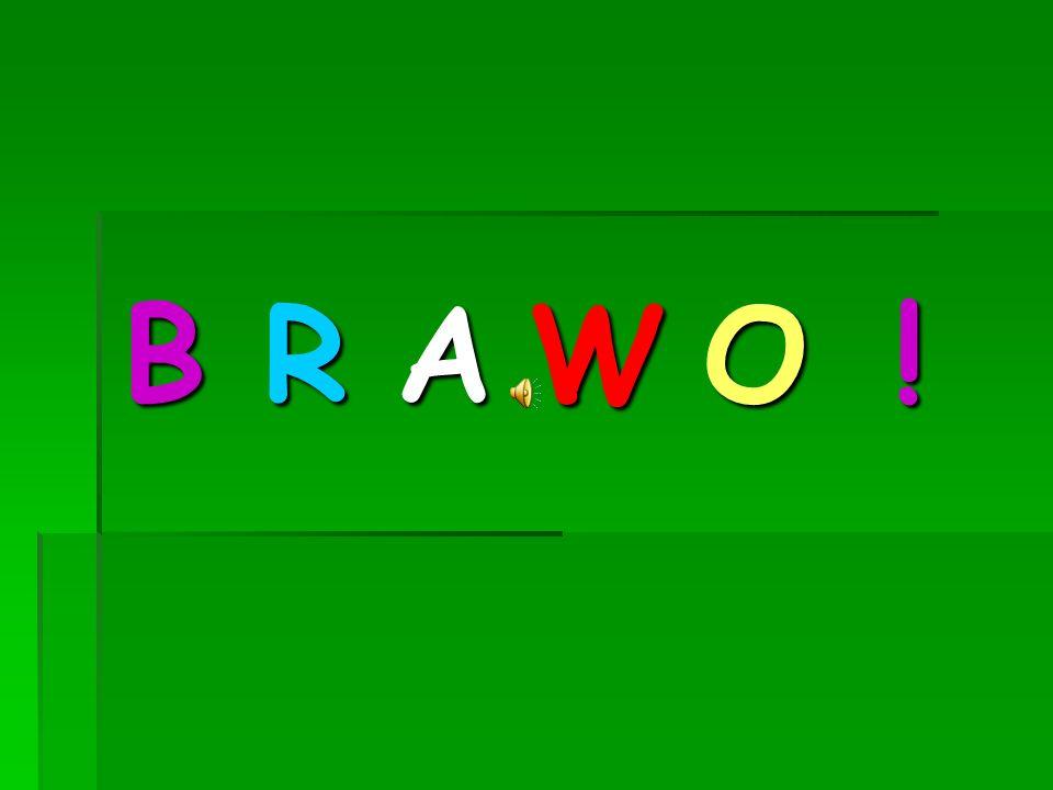 B R A W O !