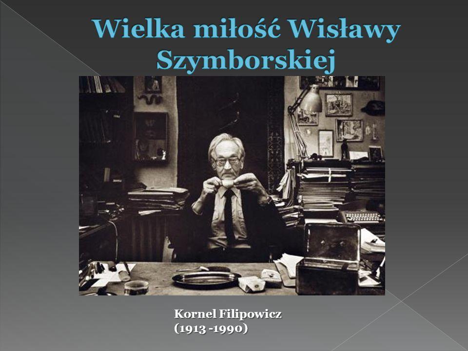 Wielka miłość Wisławy Szymborskiej