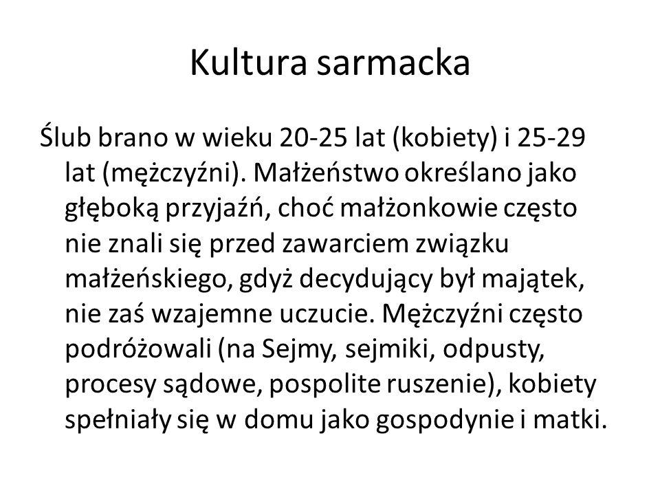 Kultura sarmacka