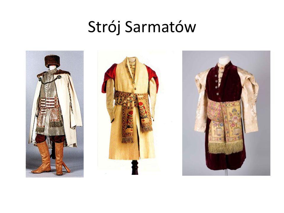 Strój Sarmatów