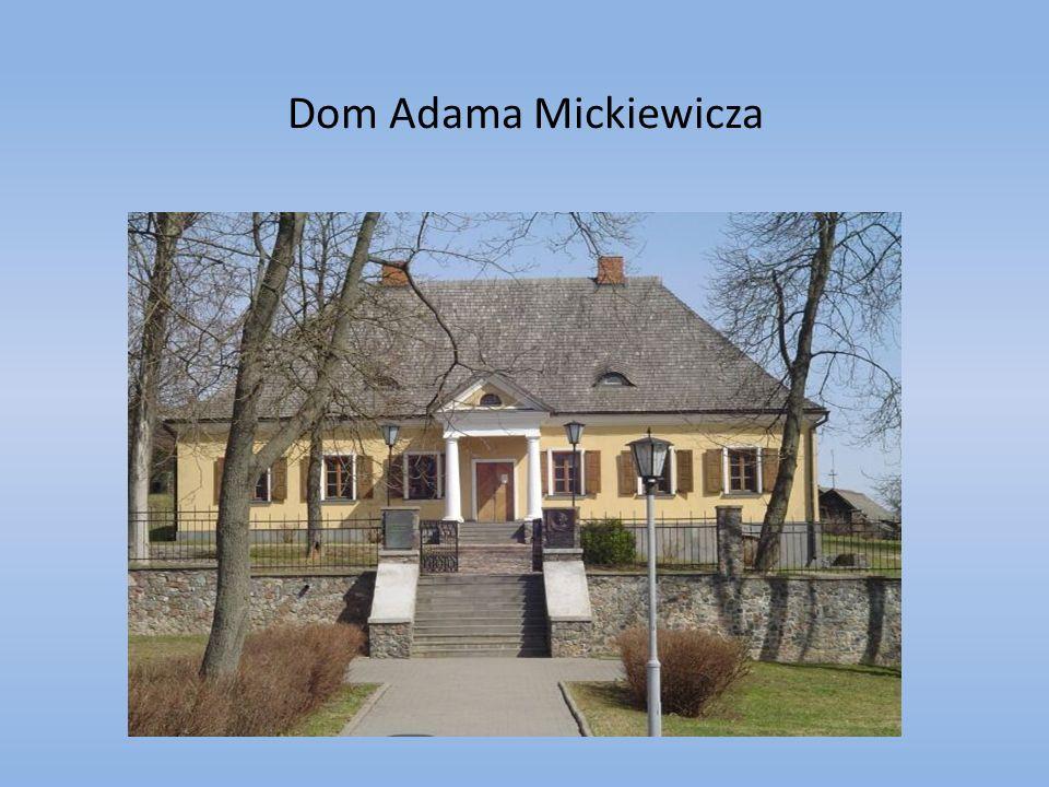 Dom Adama Mickiewicza