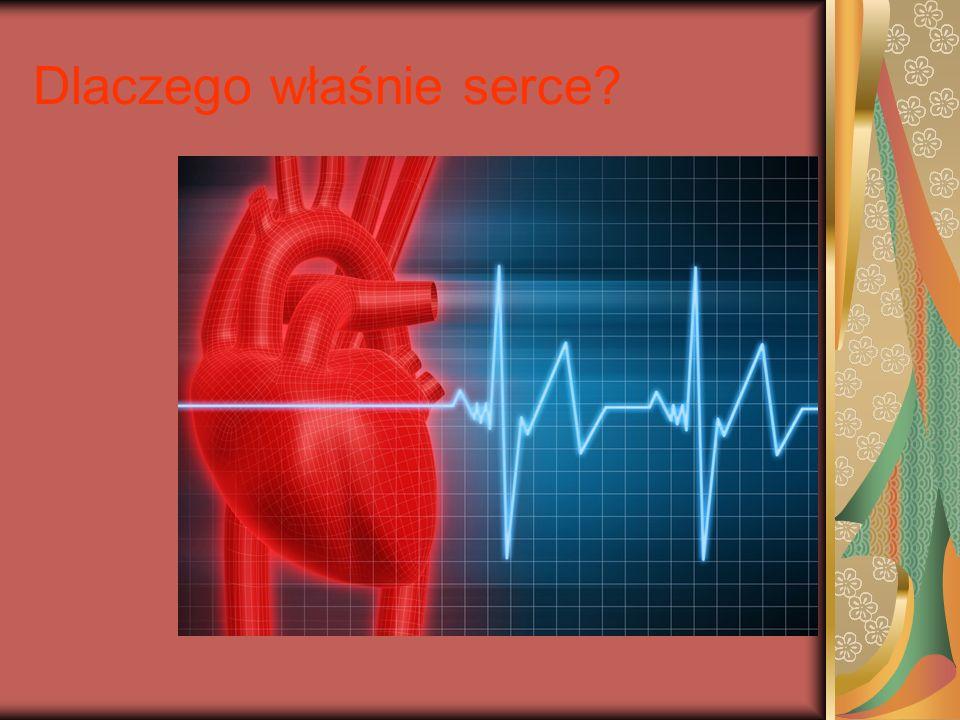 Dlaczego właśnie serce