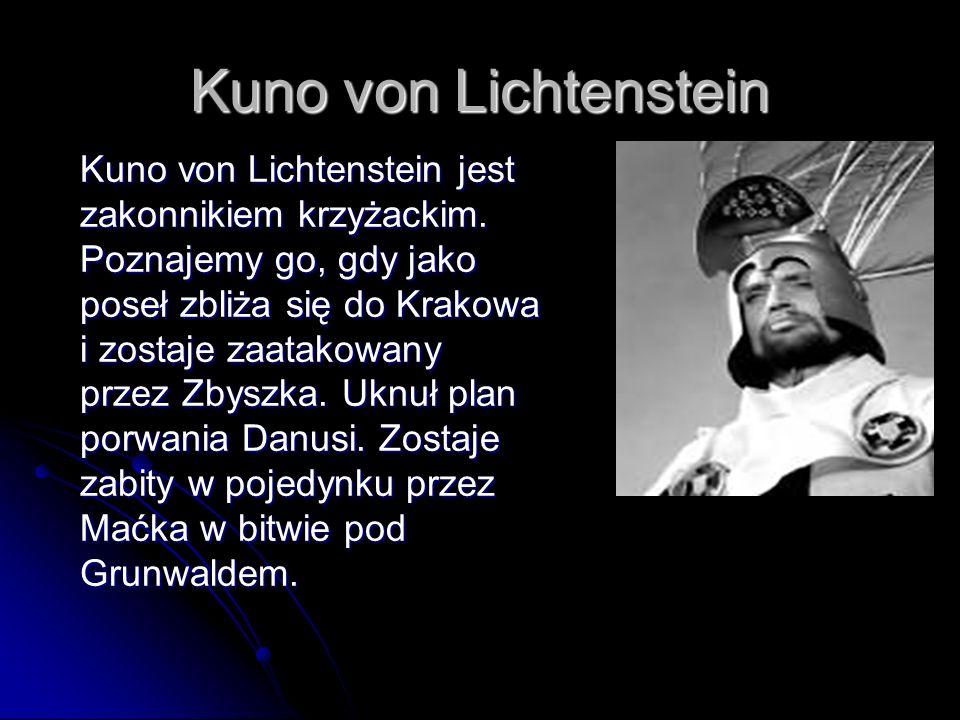 Kuno von Lichtenstein