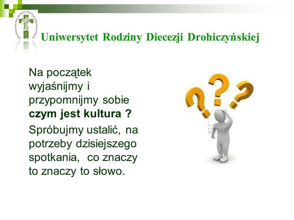 Uniwersytet Rodziny Diecezji Drohiczyńskiej
