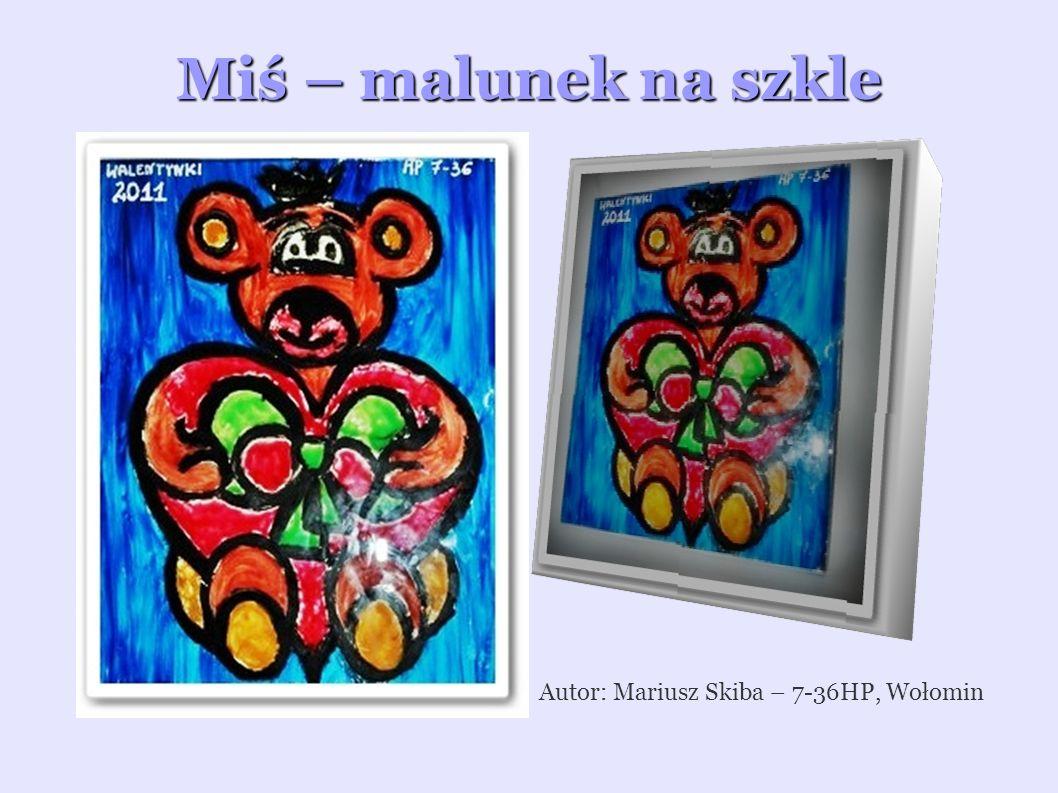 Autor: Mariusz Skiba – 7-36HP, Wołomin