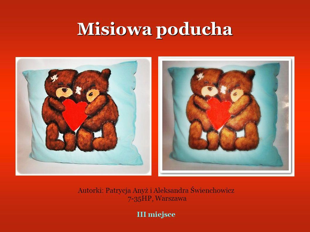 Autorki: Patrycja Anyż i Aleksandra Świenchowicz