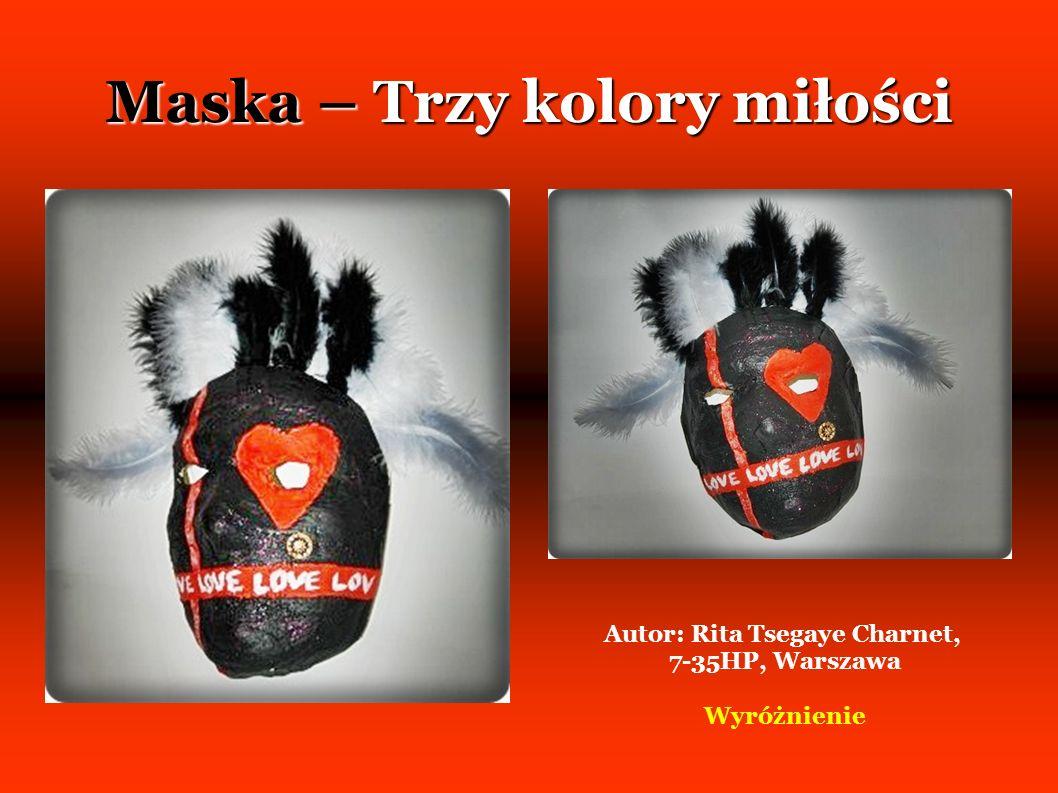Maska – Trzy kolory miłości