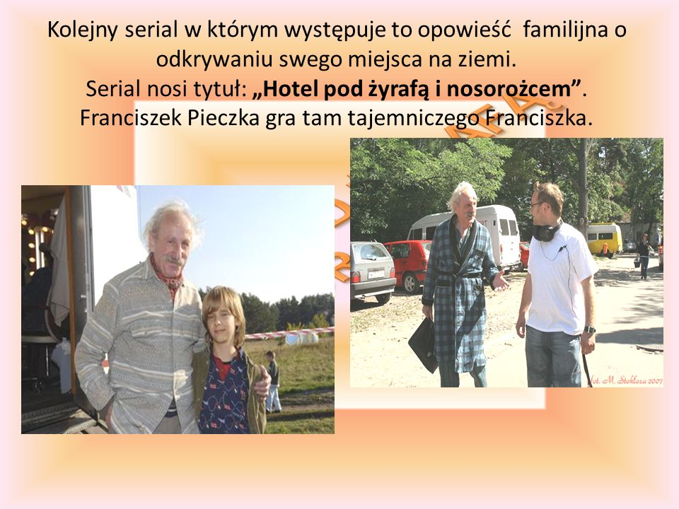 """HOTEL POD ŻYRAFĄ I NOSOROŻCEM"